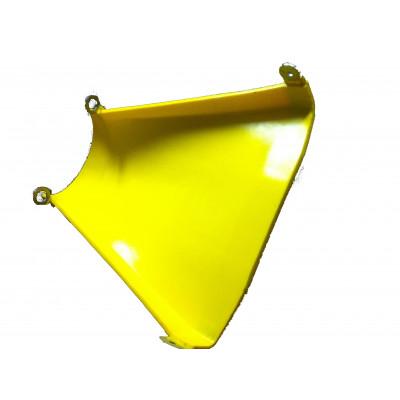 glissière uréthane avec support en acier inoxydable